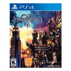 Kingdom Hearts III Standard Edition PS4