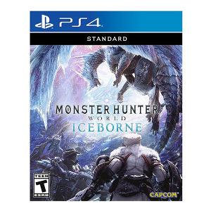 Monster Hunter World Iceborn PS4