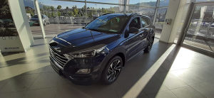 NOVI Tucson 2.0 CRDI 4WD 8A/T Prestige plus