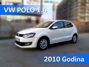 VW POLO 1.4 Benzin