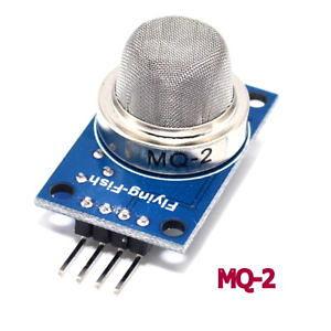 Senzor za detekciju dima - Arduino - MQ2