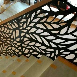 Zidne Drvene Pregrade cnc tapete