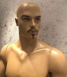Muška Lutka oprema za BUTIK. Manekeni