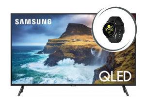 """AKCIJA >>> Samsung 65"""" QLED QE65Q60RATXXH Q60R 4K TV"""