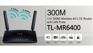 TP LINK MOBILE 3G/4G LTE ROUTER MR6400 (019521)