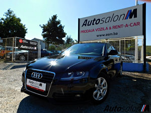 Audi A4 2.0 TDI – 143 KS