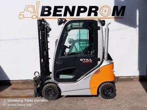 Viljuskar STILL, Tip: RX70-18 - BENPROM d.o.o.