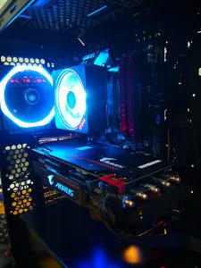AMD Ryzen 7 3700X , GTX 1080TI GTX1080TI 11GB Novo!!!
