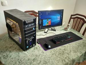 Thermaltake Matrix i5 4590, ASUS ROG RX560, SSD..Gaming