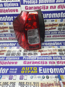 Stop svjetlo lijevo dacia logan 2013g karavan