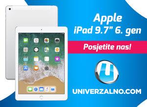 "Apple iPad Cellular 32GB 9.7"" (2018, 6. gen)"