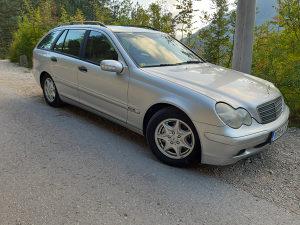 Mercedes c klasa 2.2 90 kw 2004