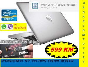 HP 820 G3 i7-6600   Business Laptops