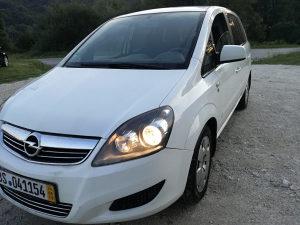 Opel Zafira 1.7 CDTI Sport *TOP DIJELOVI**2010**NJEM