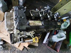 Mercedes motor 651