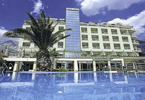 MAKARSKA: Hotel Park****