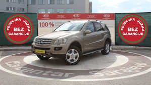 ID: 019 MERCEDES-BENZ *REZER.* ML320 3.0 CDI 4MATIC