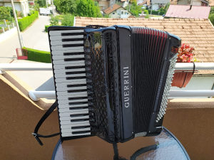 Guerrini harmonika superior profesional, vrhunskaa