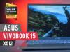 Asus VivoBook 15 Gamer 3200u, 8GB, 512GB SSD, Vega 3 2GB DDR4 Dx12
