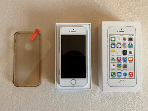 Apple iPhone 5S 16GB 16 GB Silver