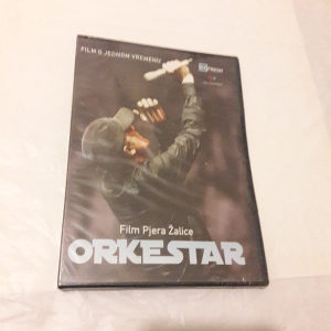 /Plavi/ ORKESTAR Film DVD video neotpakovan