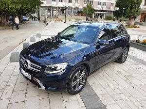 Mercedes benz glc 220 d 4-matic