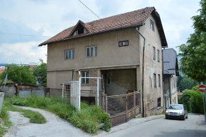 Stambeni objekat kuća - Envera Čolakovića