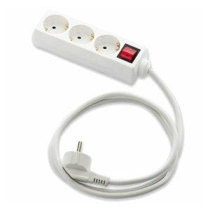 Kabel produžni 5 m – 3 utičnice sa prekidačem