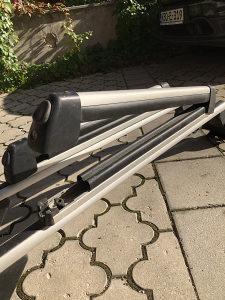 Krovni nosači sa dodacima za skije za Audi A4, A3.