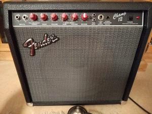 Gitarsko pojacalo Fender Champ12