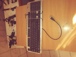 Multimedijalna tastatura za računar ms industrial