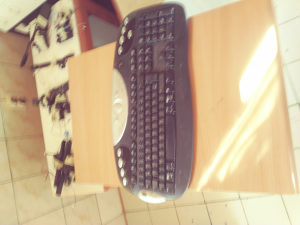 Multimedijalna bežična tastatura za racunar pc logitech
