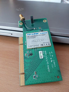 TP-Link Wireless PCI Adapter 2.4/5Ghz