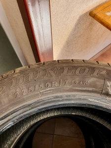 Ljetne gume Dunlop 17