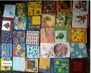 Salvete kolekcija - može i za decoupage