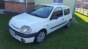 Renault Clio 1.9 dizel registrovan-moze zamjena