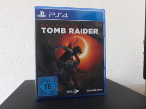 Shadow of The Tomb Raider (PlayStation 4 - PS4)