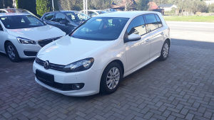 VW GOLF VI 1.6 TDI TEAM SPORT