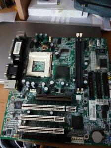 HP D9820-60009 Vectra VL400 maticna