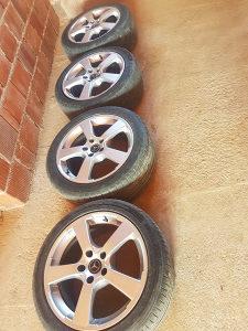 Alu feluge 17 ke 5x112 VW Mercedes Audi