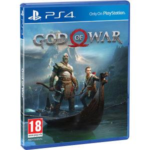PS4 God Of War (PlayStation 4)