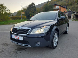 Škoda Octavia Scout 2.0 CR Dsg 4x4 2011 god uvoz full