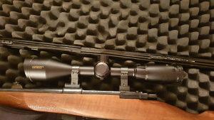 BSA Catseye 3.5-10x50 optika