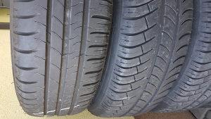 Aluminijske felge sa gumama
