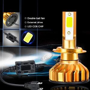 LED H7 CANBUS 6500K sijalice sa hlađenjem i zaštitom