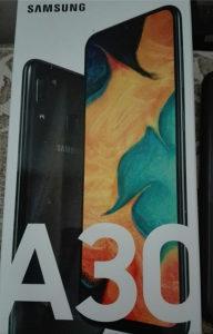Samsung Galaxy A30,4GB/64GB,1 GODINA GARANCIJA