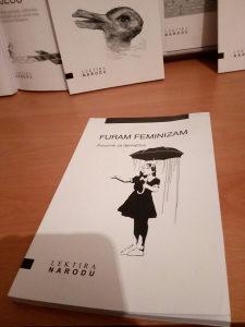 """Furam Feminizam"" Lamija Begagic i Marina Velickovic"