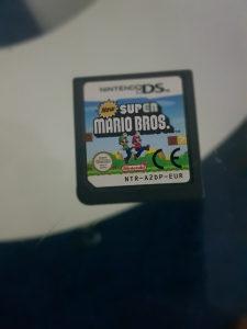 SUPER MARIO NINTENDO DS