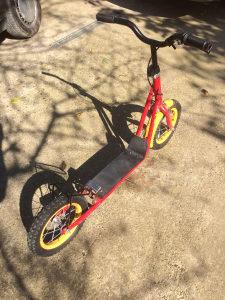 Trotinet bicikl veci