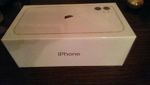 iPhone 11 64Gb bijeli fabrički upakovan sa računom